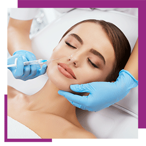 dermal filler and botox
